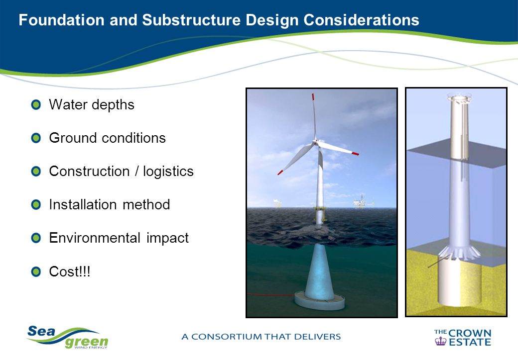 Foundation and Substructure Design Considerations