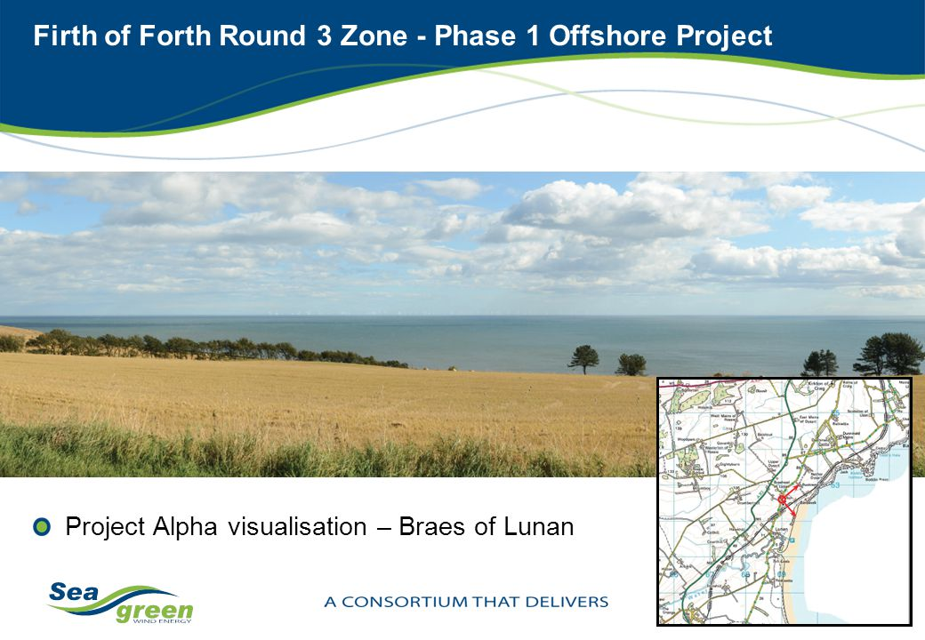 Firth of Forth Round 3 Zone - Phase 1 Offshore Project