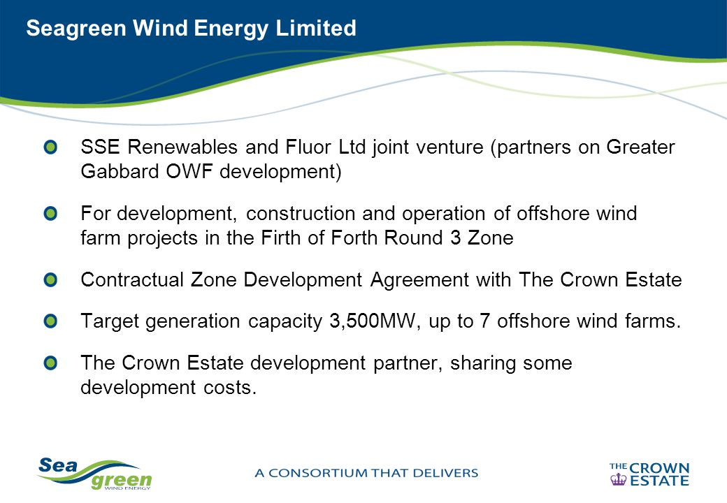 Seagreen Wind Energy Limited