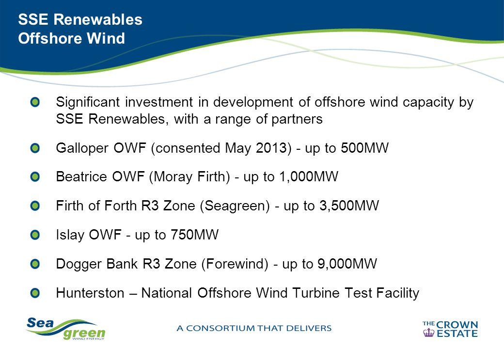 SSE Renewables Offshore Wind