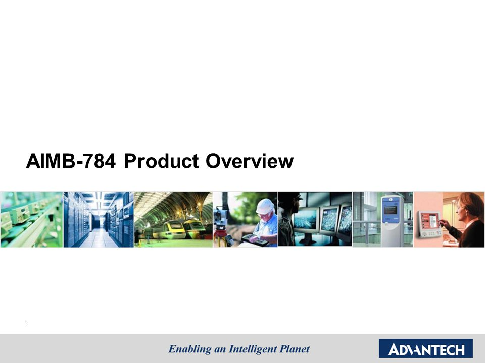 AIMB-784 Specification ATX Desktop Industrial Motherboard