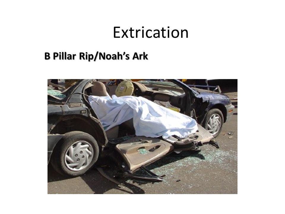 B Pillar Rip/Noah's Ark