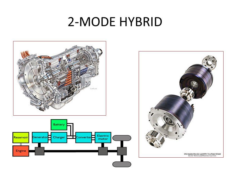 2-MODE HYBRID