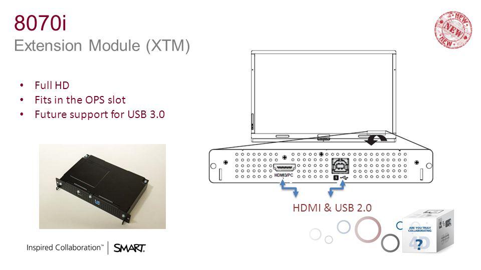 8070i Extension Module (XTM)