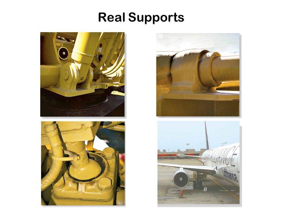 Real Supports