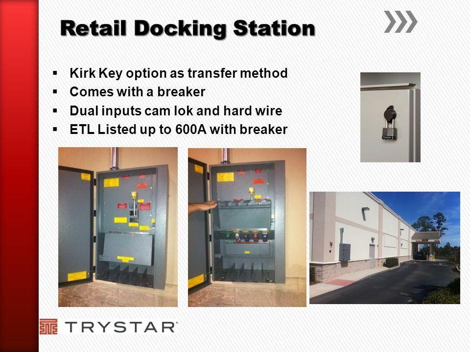 Retail Docking Station
