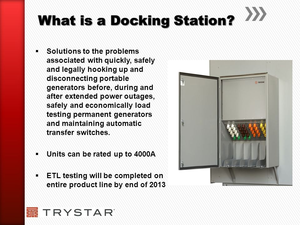 What is a Docking Station