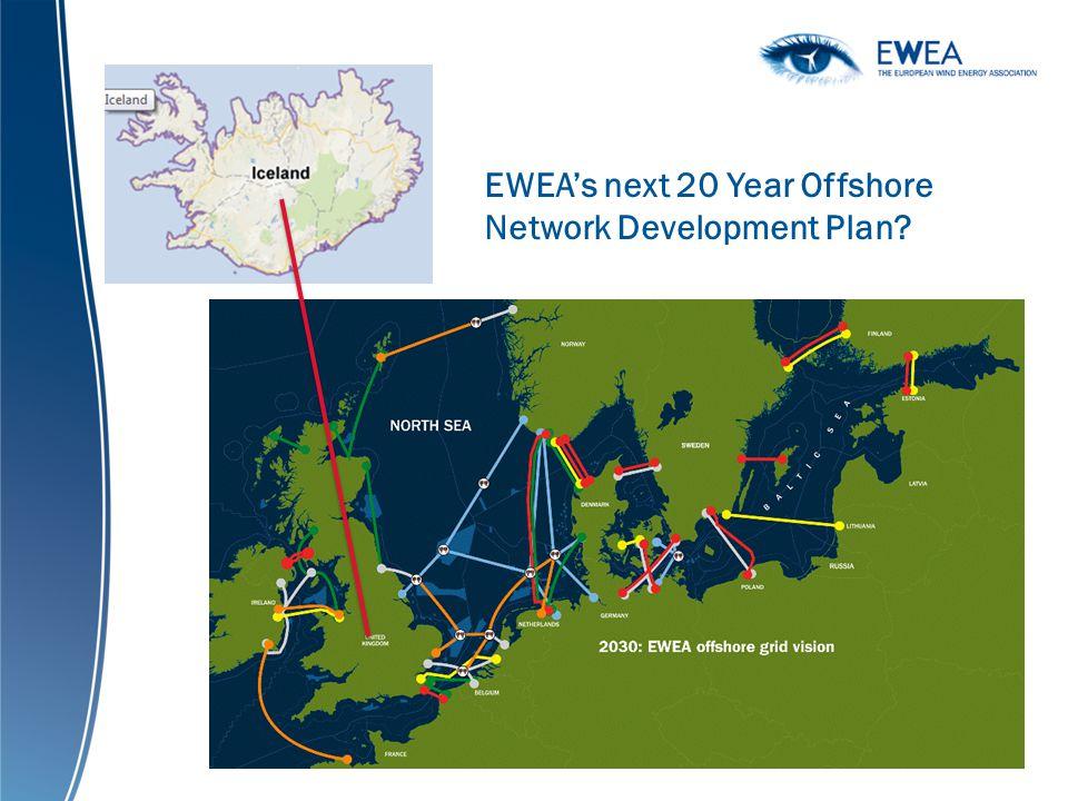 EWEA's next 20 Year Offshore Network Development Plan