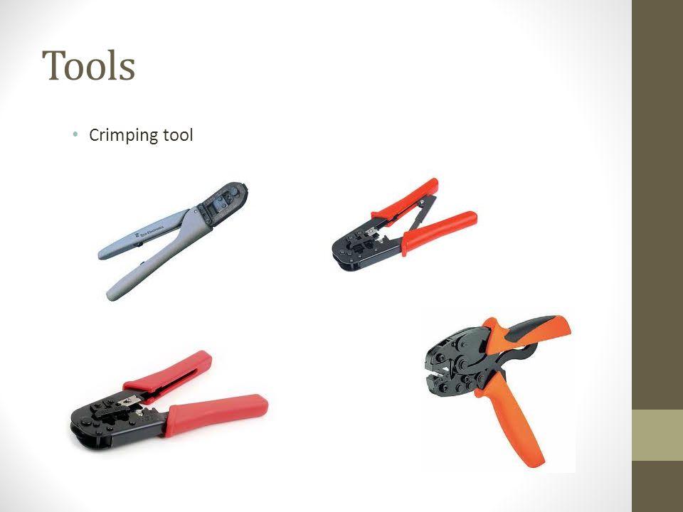 Tools Crimping tool