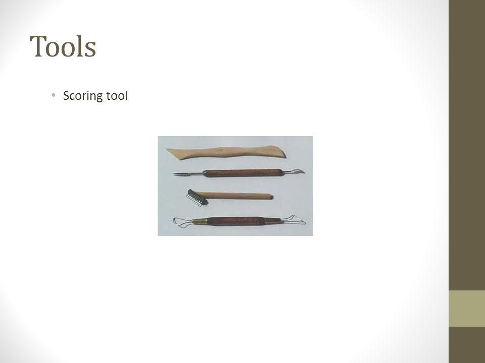 Tools Scoring tool