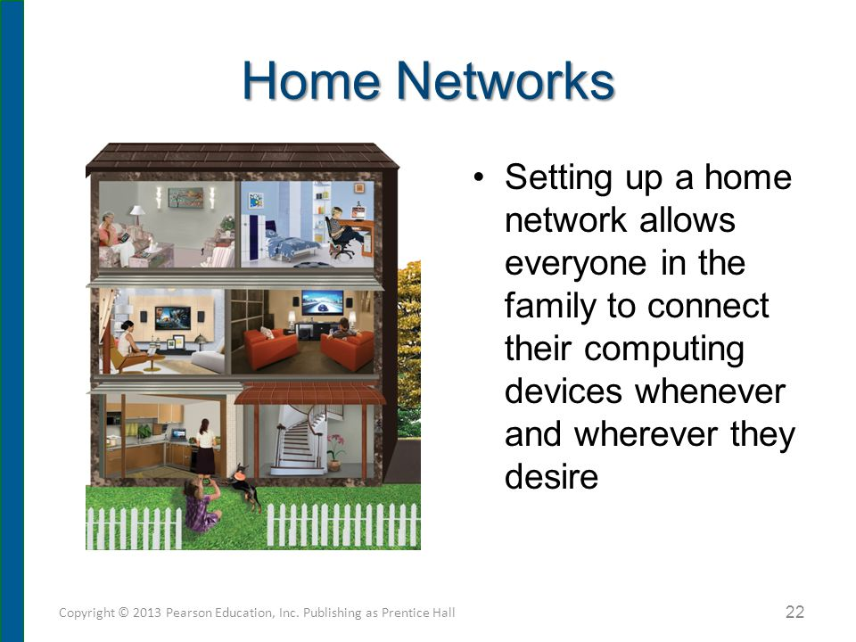Ethernet Home Networks