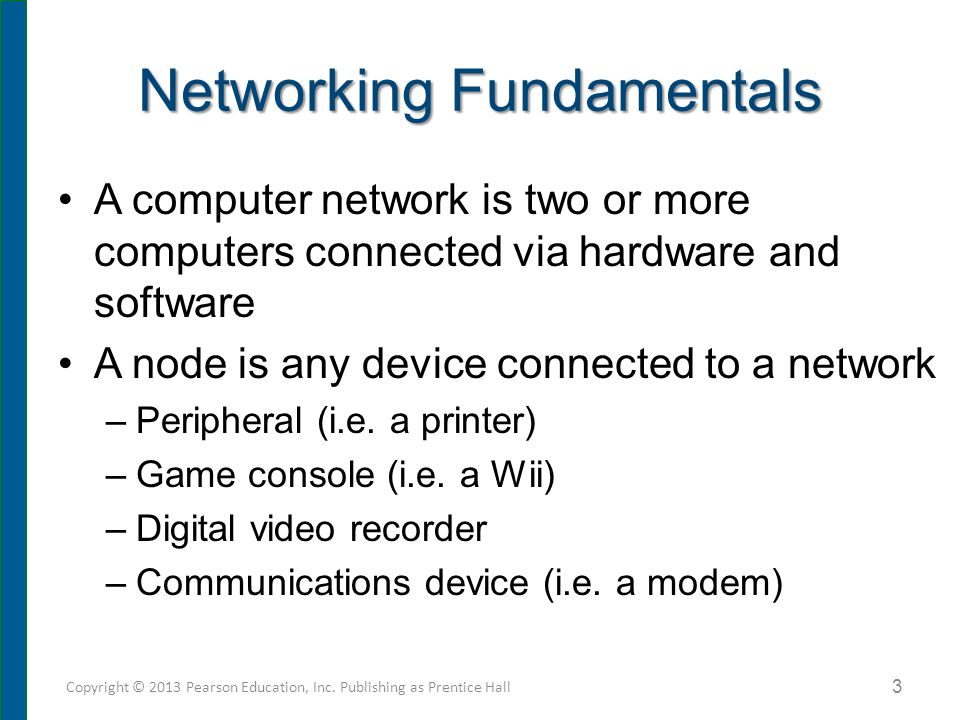 Benefits of Computer Networking