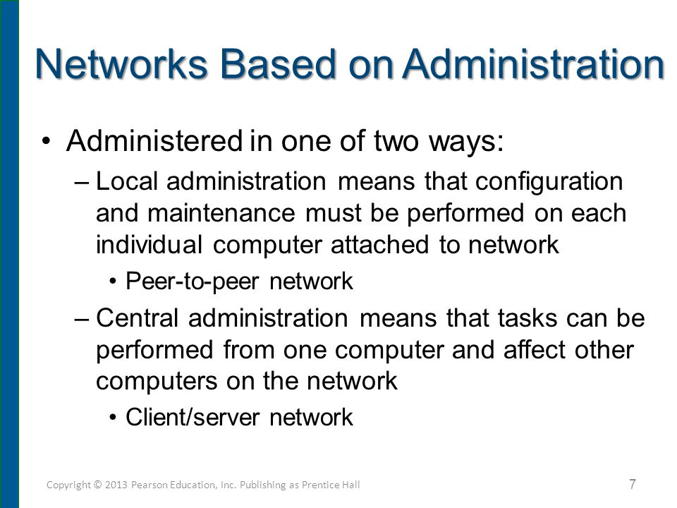 Networks Based on Distance