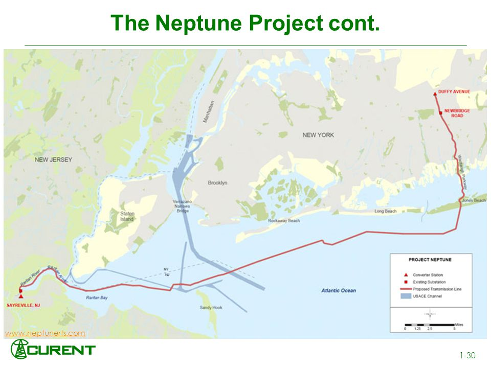 The Neptune Project cont.