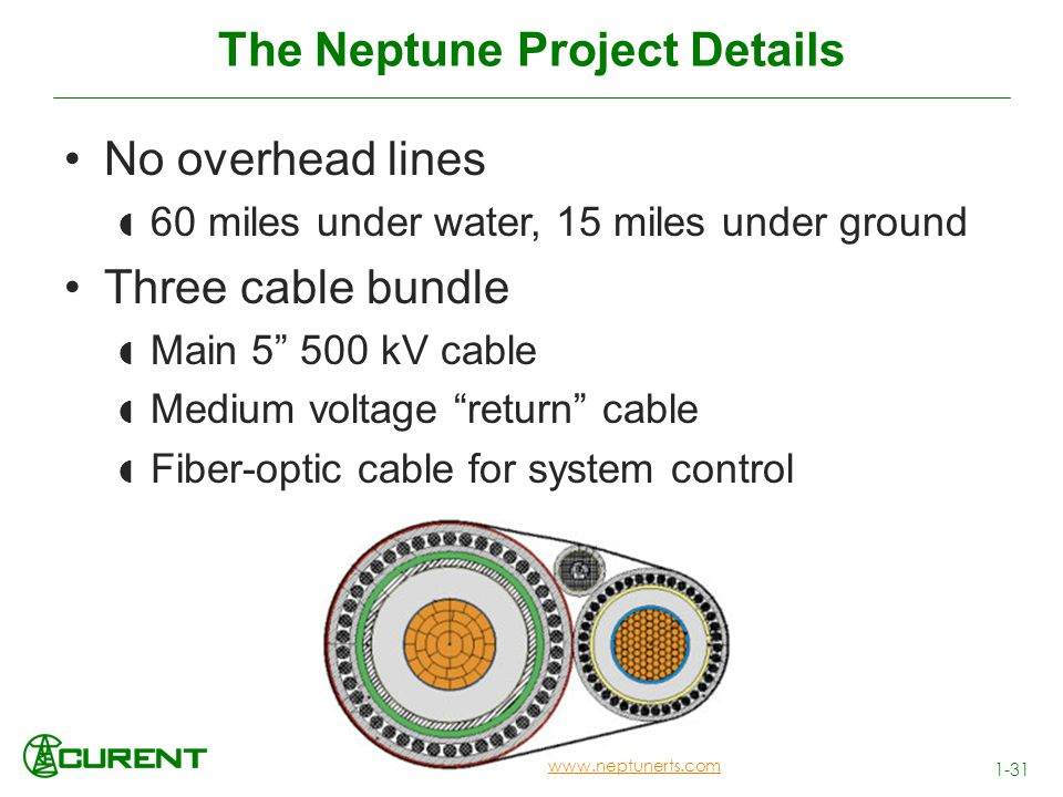 The Neptune Project Details