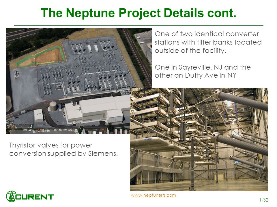 The Neptune Project Details cont.