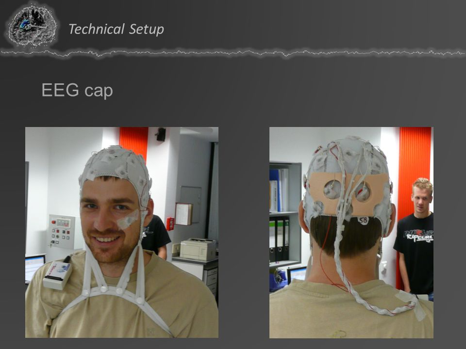 Technical Setup EEG cap