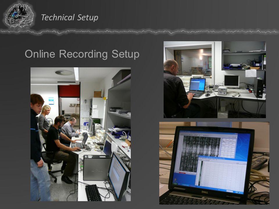 Online Recording Setup