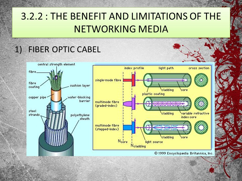 3.2.2 : THE BENEFIT AND LIMITATIONS OF THE NETWORKING MEDIA