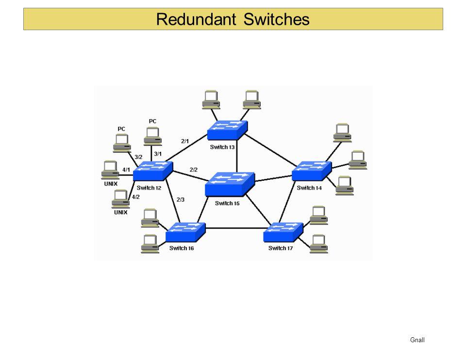 Redundant Switches