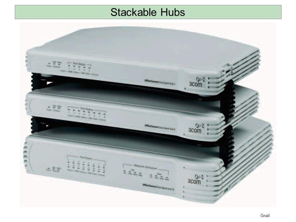 Stackable Hubs