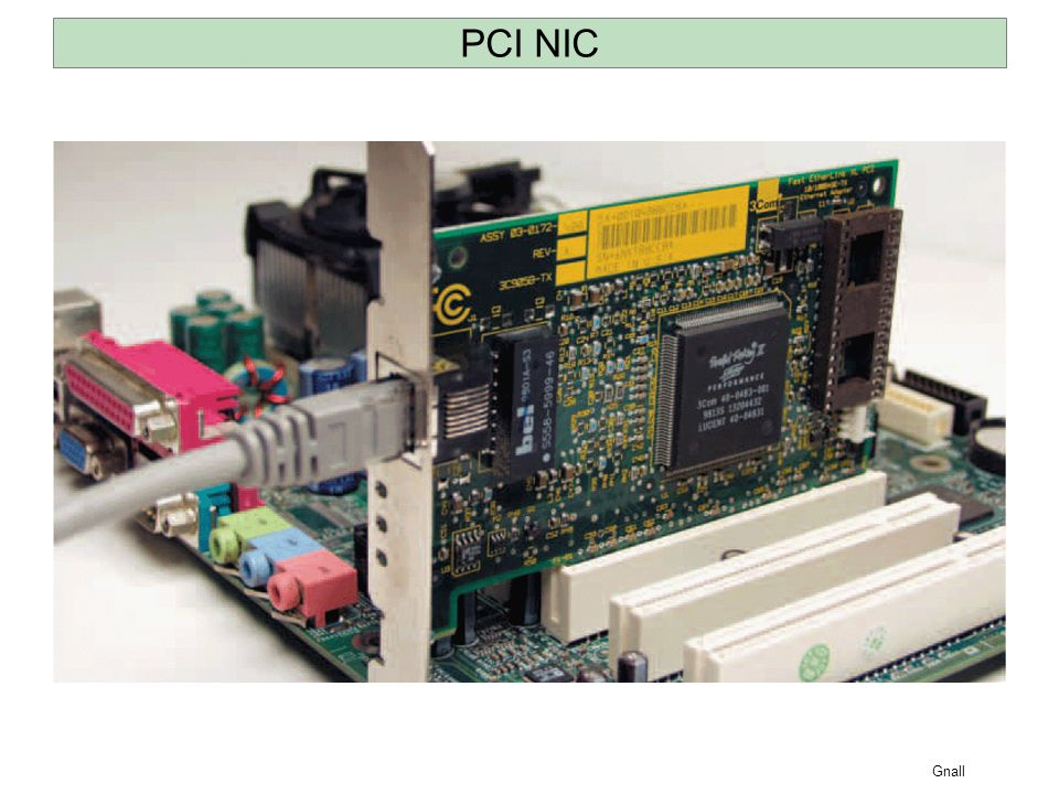 PCI NIC