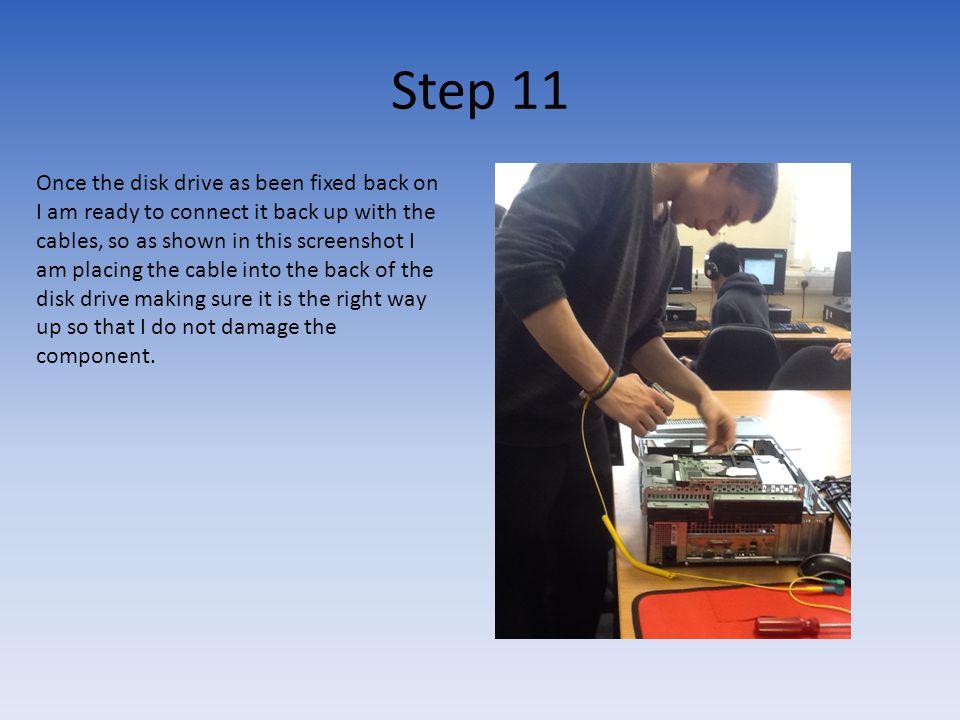 Step 11