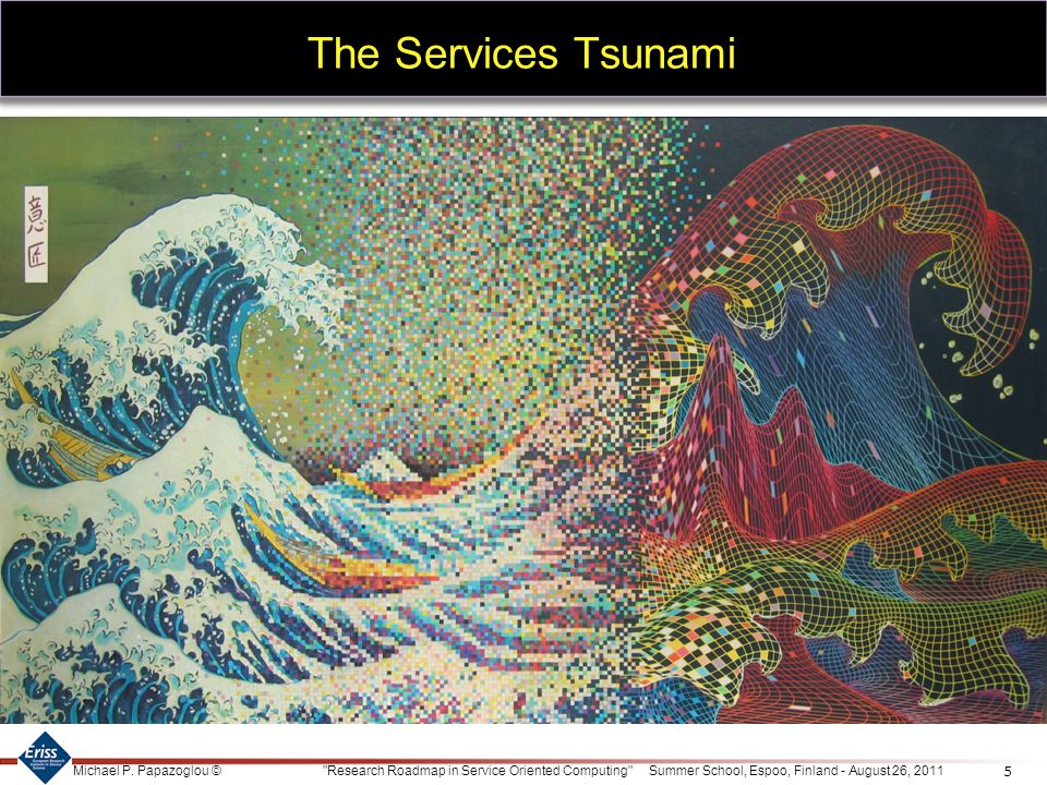 The Services Tsunami Michael P.