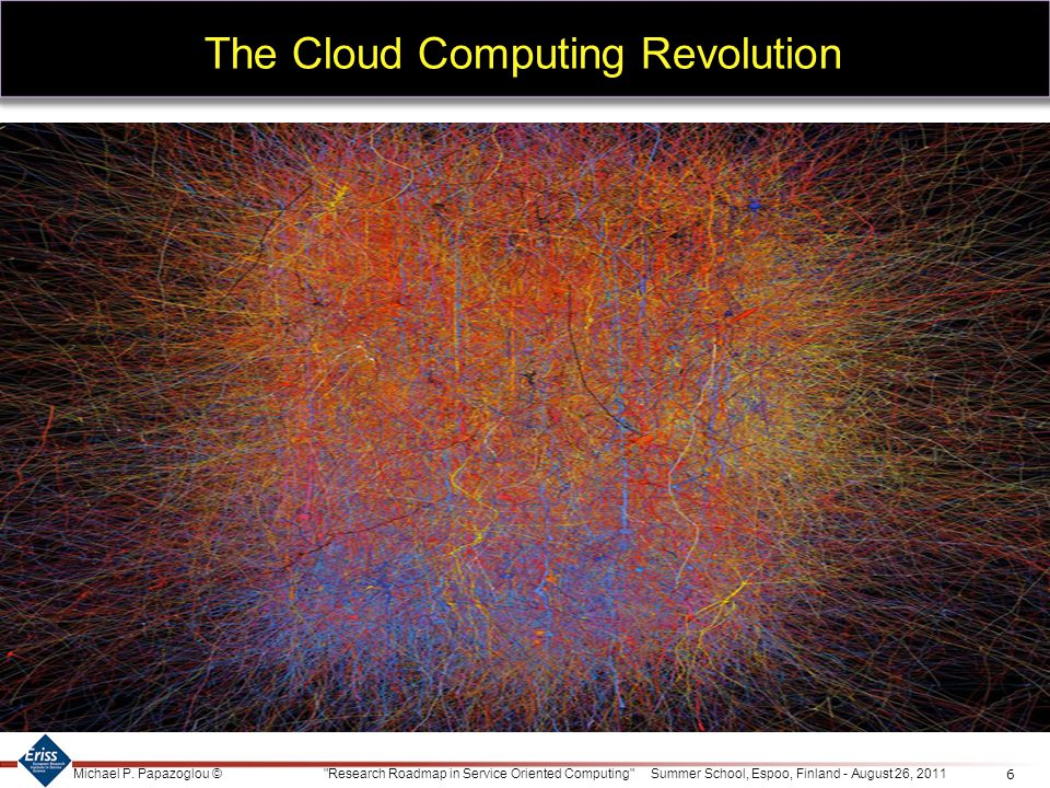 The Cloud Computing Revolution