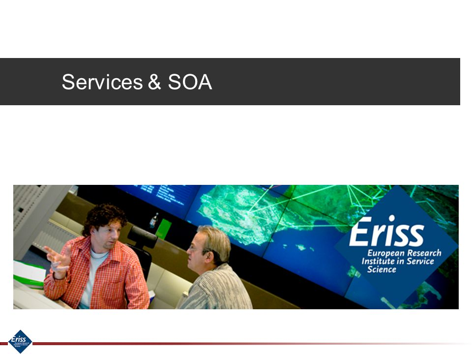 Services & SOA
