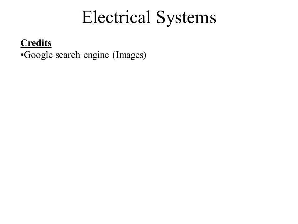 Electrical Systems Credits Google search engine (Images)
