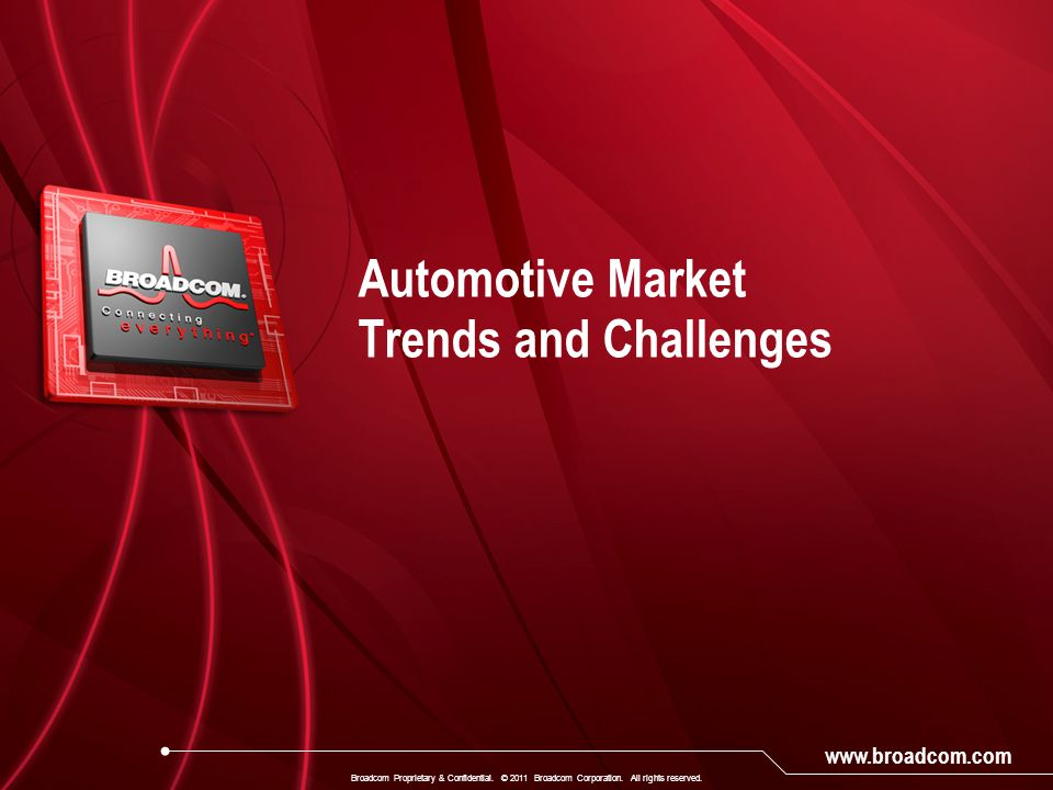 Automotive Semiconductor Demand on the Rise