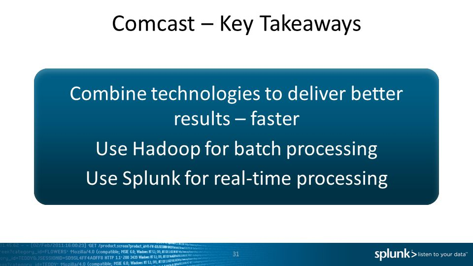 Comcast – Key Takeaways