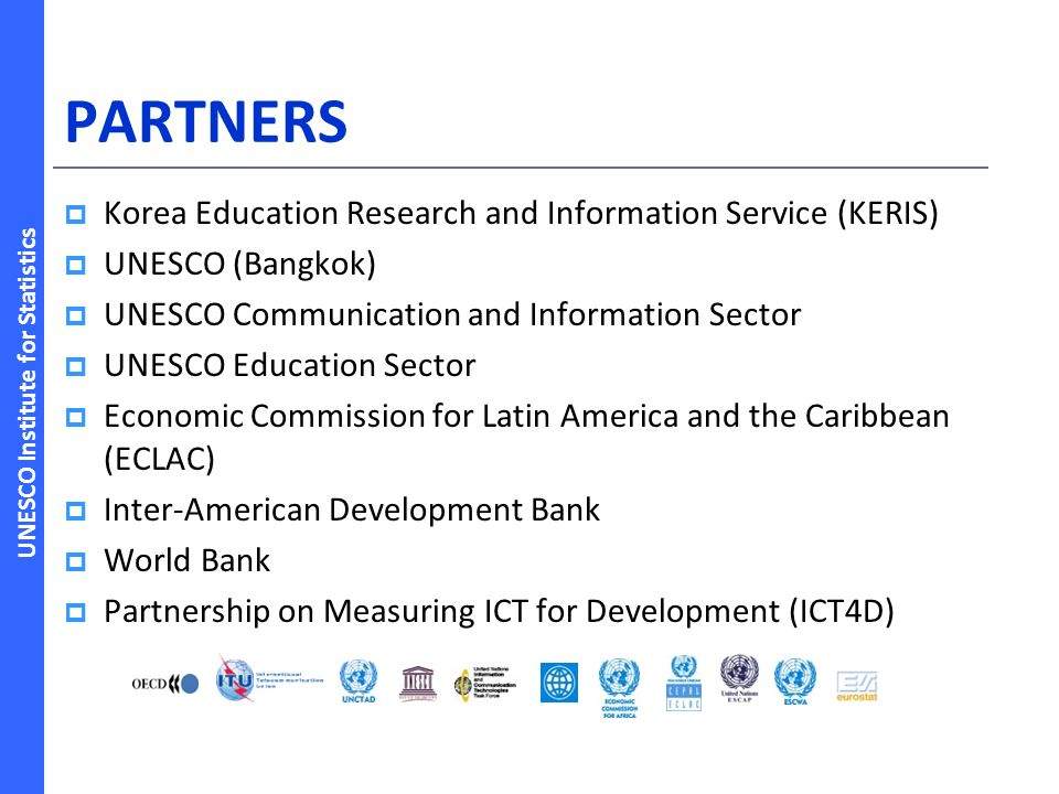 PARTNERS Korea Education Research and Information Service (KERIS)
