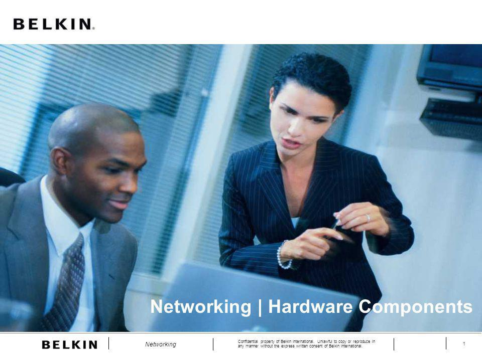 Networking | Hardware Components