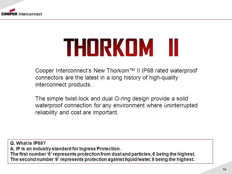 THORKOM II