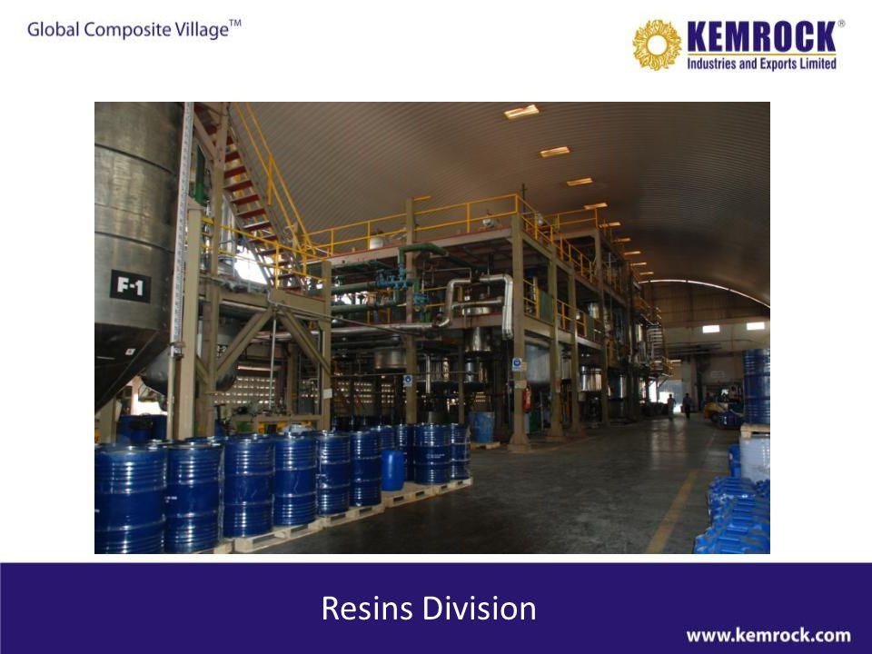 Resins Division