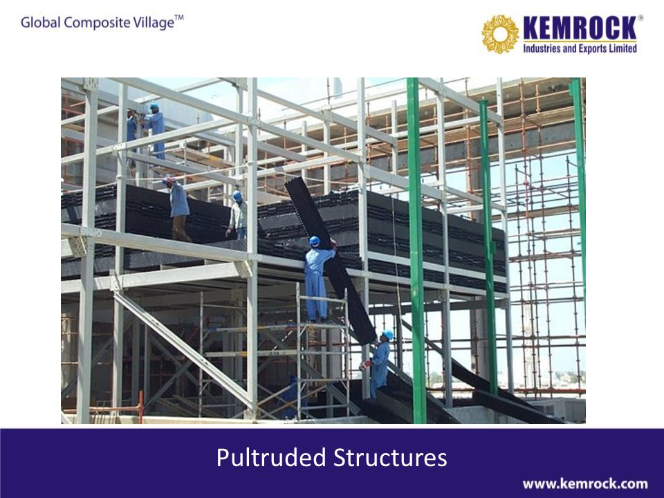 Pultruded Structures
