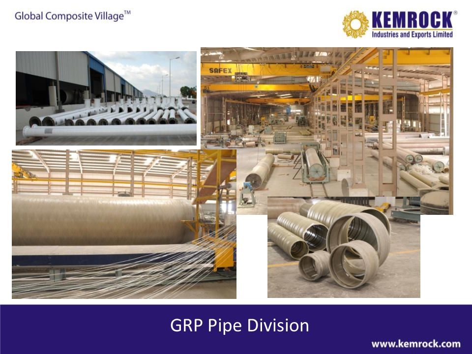 GRP Pipe Division