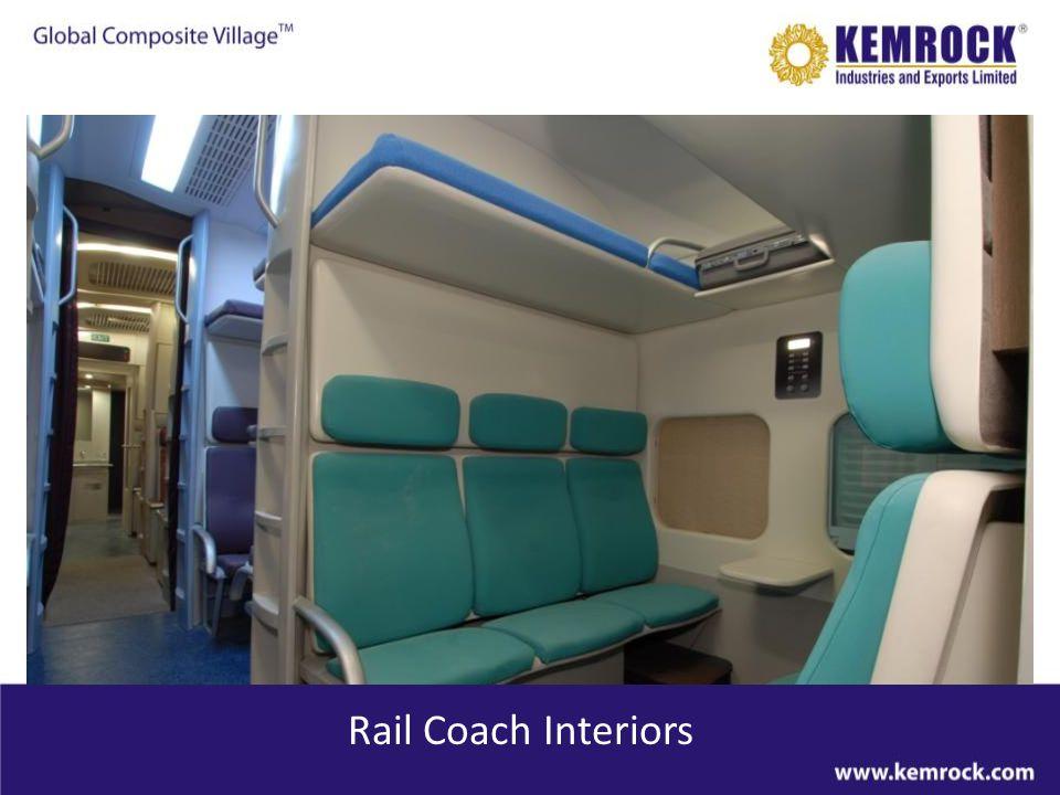 Rail Coach Interiors