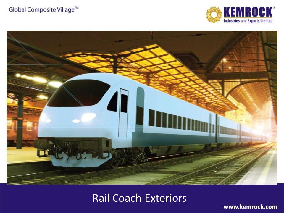 Rail Coach Exteriors
