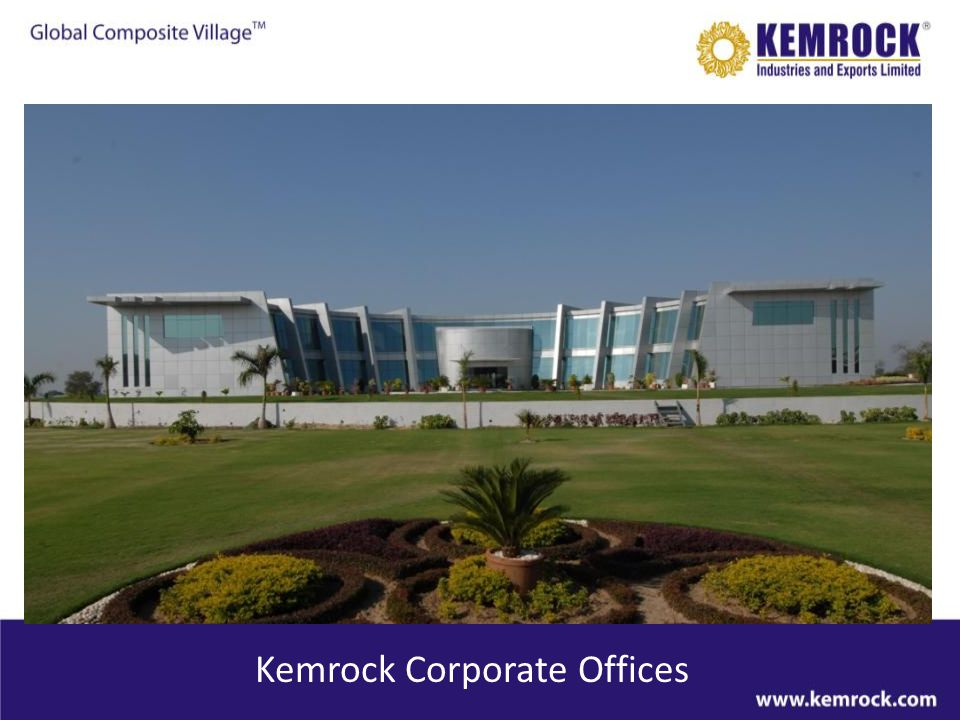 Kemrock Corporate Offices