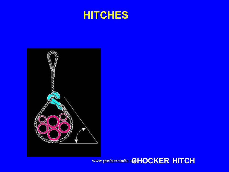 HITCHES CHOCKER HITCH www.prothermindia.com