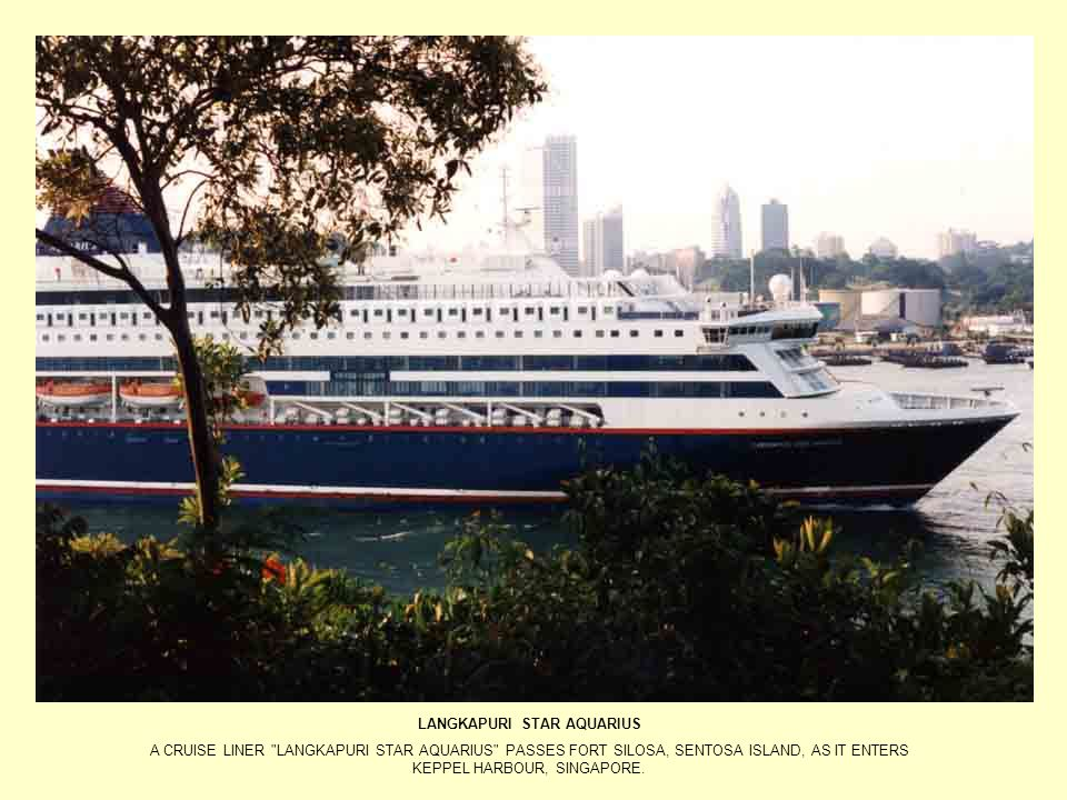LANGKAPURI STAR AQUARIUS