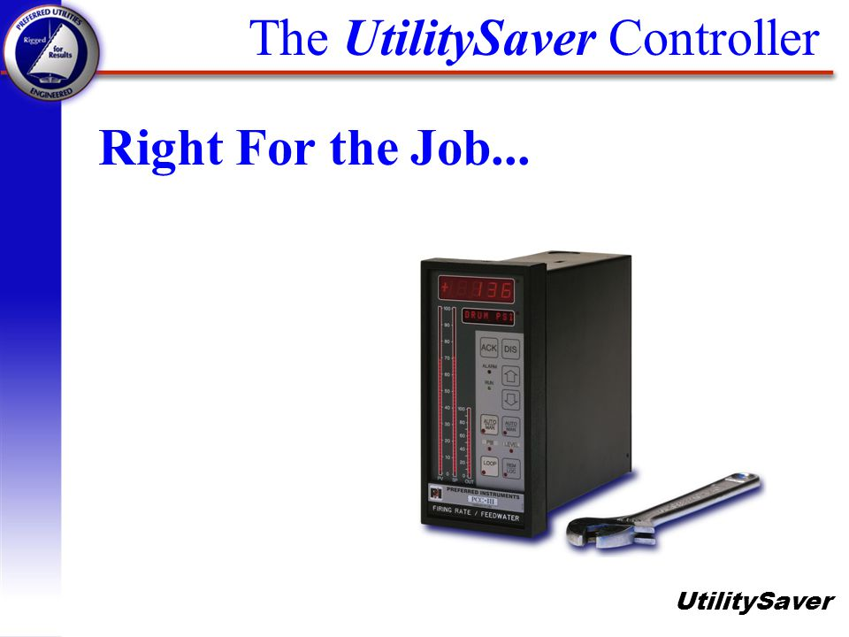 The UtilitySaver Controller