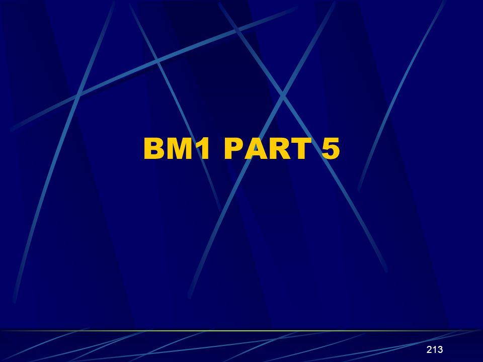 BM1 PART 5