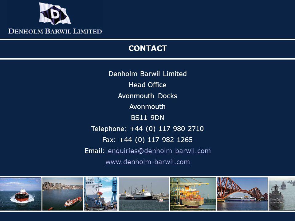 Denholm Barwil Limited
