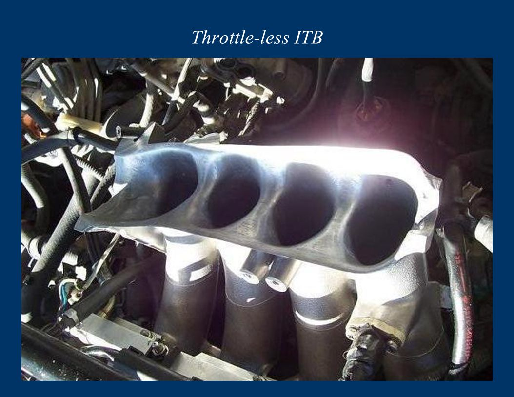 Throttle-less ITB
