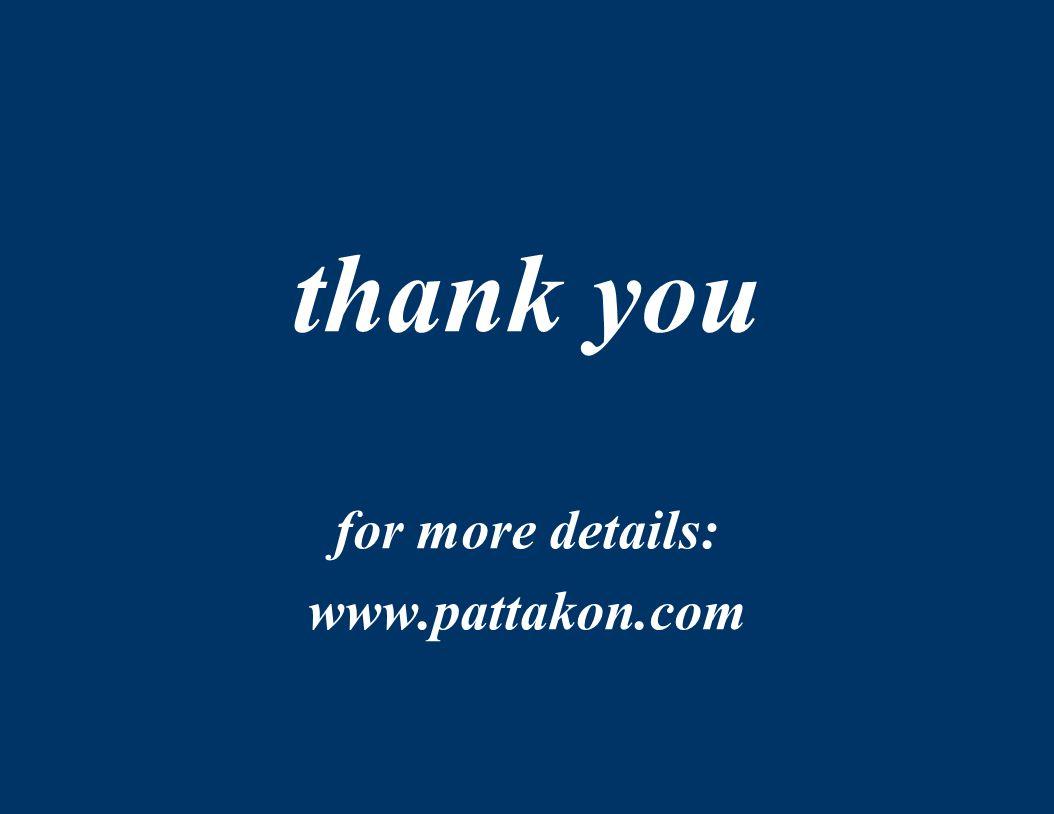 thank you for more details: www.pattakon.com