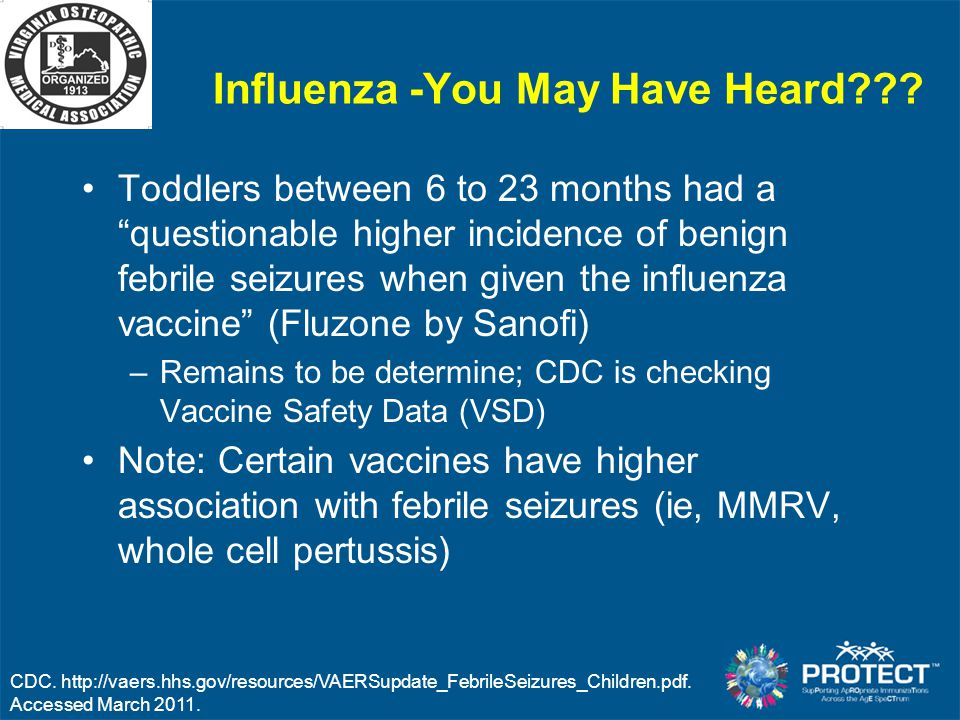 Influenza -You May Have Heard